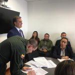 Ministerio de Defensa y organizaciones sindicales logran acuerdo colectivo laboral(1)