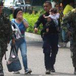 ex miembros de la fuerza pública venezolana
