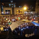 Ciudadanos marcharon en Bogotá para defender la JEP2019-03-18 20.54.10 (1)