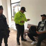 Detencion del exfubtolista Jhon Viáfara