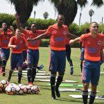 Selección Colombia Masculina Sub-17 inició trabajos en Lima (3)