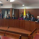 Corte Constitucional sobreobjecciones a la JEP 200319