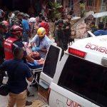 Explosión en zona rural de Dagua