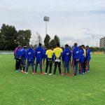 Selección Colombia Masculina Sub-15, prepara torneo en Polonia