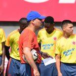 La Selección Colombia Sub-17 realizó su segundo entrenamiento en Lima (8)