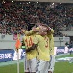 Corea Vs Colombia