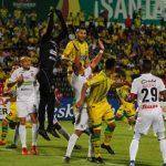 Bucaramanga y Once Caldas empataron 1-1 Fecha 16 de la Liga